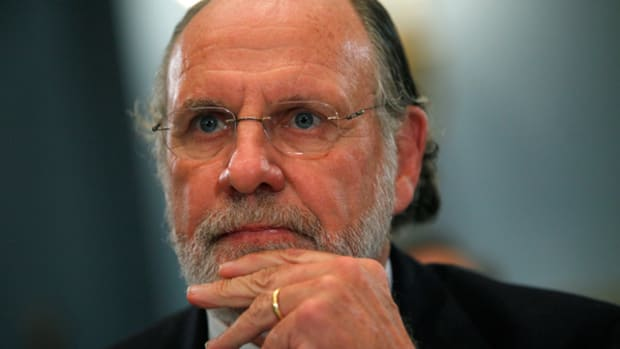 Salmon: Corzine's Disgrace