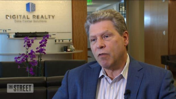 Digital Realty CEO Talks Growth
