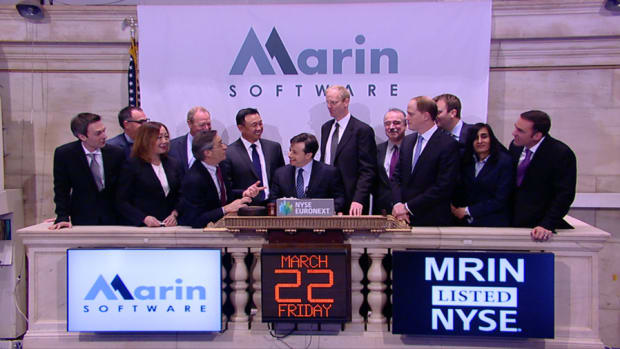 Marin IPO Gets Clicks