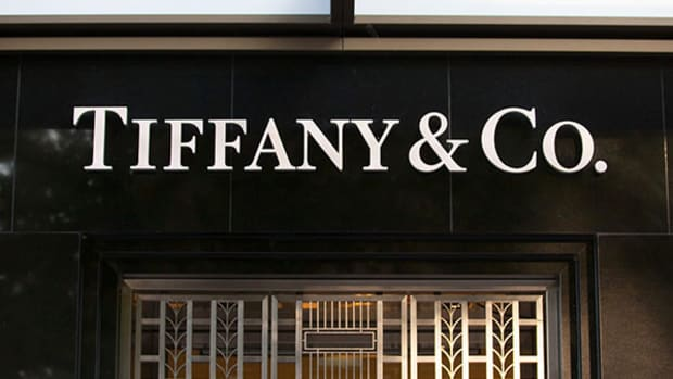 Tiffany Falls, Zale Jumps on Holiday Sales