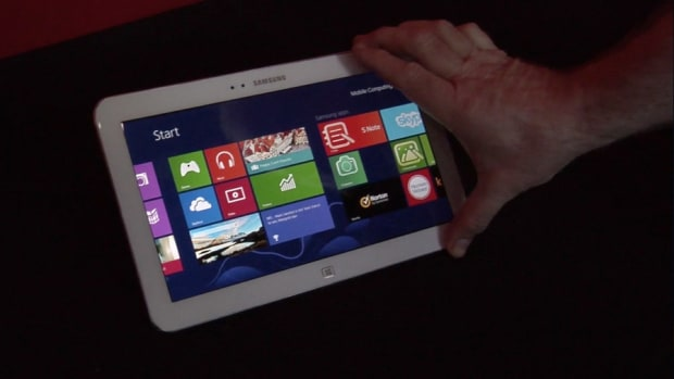 Samsung Announces New Windows Tablets, Phones, Camera