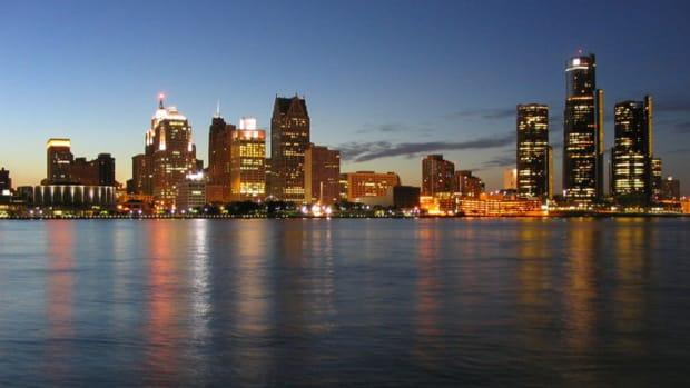 Detroit Debacle=Muni Opportunity