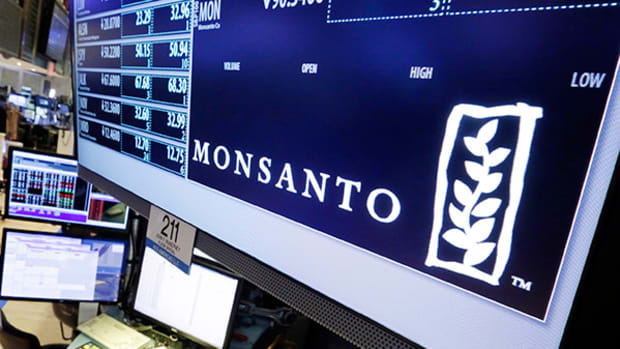 Monsanto (MON) Stock Down, Giving Bayer Limited Access to Books