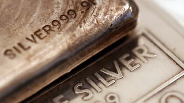 Silver Rallies for Fifth Straight Session