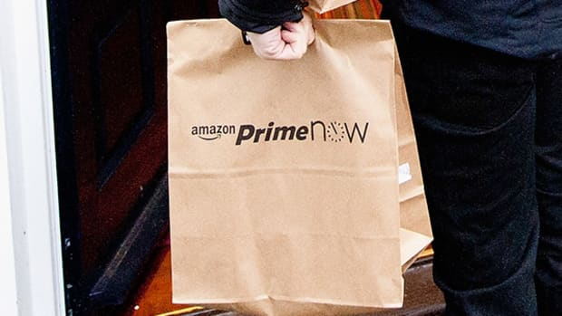Amazon's Local Play May Be Starting to Deliver