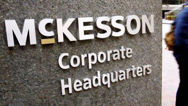 McKesson Shares Plunge on Drug Price Cuts