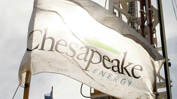 Is Chesapeake Energy Finally Looking Up Again?