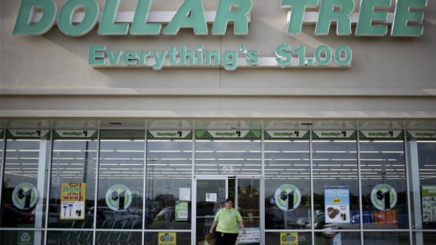The U.S. Consumer Finally Embraces Thrift -- and Dollar Stores