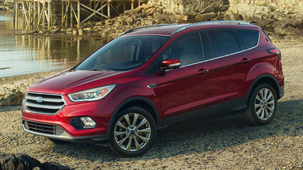 Ford Is Seeing Record Sales for This Small SUV