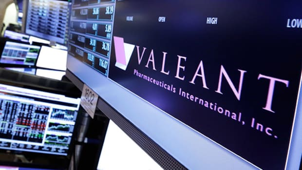 Valeant Isn't Out of Trouble Yet, Debt Remains Difficult to Curb