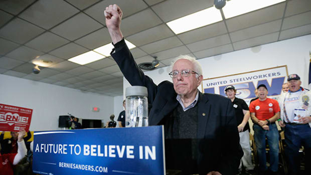 How Bernie Sanders Wants to Tax Your Trades