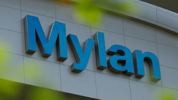 Mylan (MYL) Stock Slides, Clinton Criticizes 'Bad Corporate Actors'