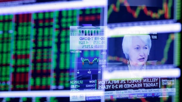 Stock Futures Trade Flat as Balance Sheet Decision From Fed Is Awaited