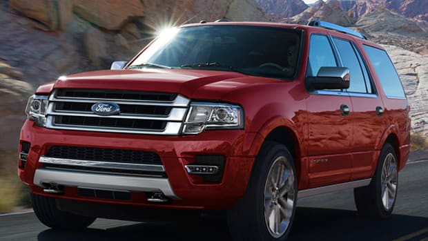 Ford Will Soon Unveil a Major Redesign of Its Largest SUV, Which Is Also Highly Profitable