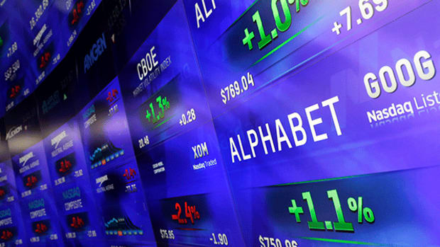 Alphabet Stock Rises After-Hours on First-Quarter Beat