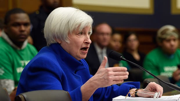 Will Janet Yellen Kill the Stock Market's Rally?