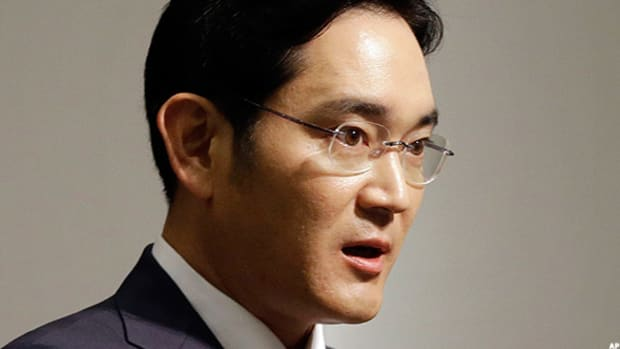 Samsung Heir Convicted of Bribery