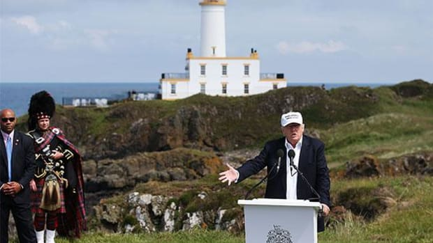 Is Donald Trump's Beef With Windmills About Birds, or Is It Personal?