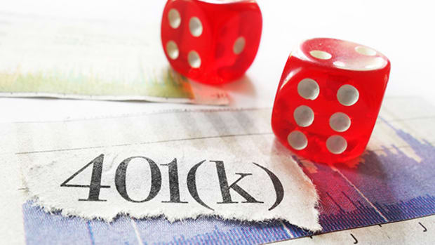 Not Retiring? Reallocate For Risk