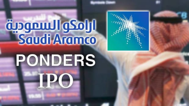 Saudi Aramco Could Be Coming to the Stock Market Soon