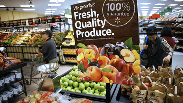Food Retailers Don't Look Very Tasty
