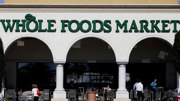Whole Foods Stock Initiated at UBS With 'Sell' Rating