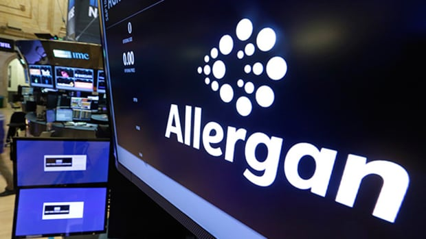Allergan 'Very Attractive' After Buybacks, Dividend Increase -Cramer Says