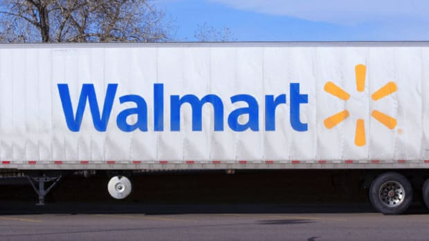 This Is Why Walmart Shares Are Tanking After a Good Quarter