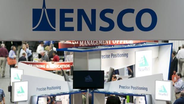 Ensco (ESV) Stock Falls on Ratings Downgrade