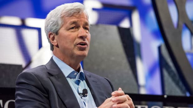 JP Morgan CEO Jamie Dimon Tells Trump: I Absolutely Disagree With What You Just Did