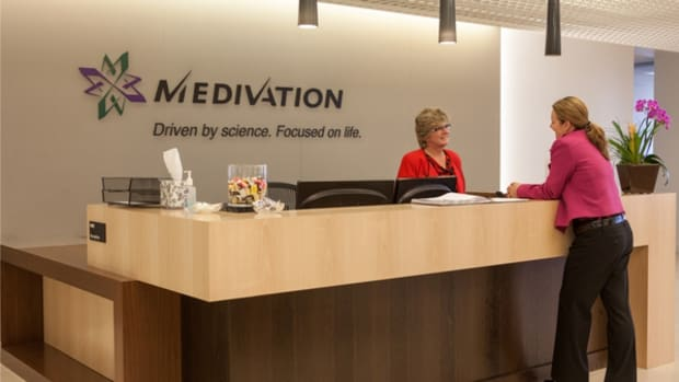 Medivation (MDVN) Stock Receives 'Market Perform' Rating at BMO Capital