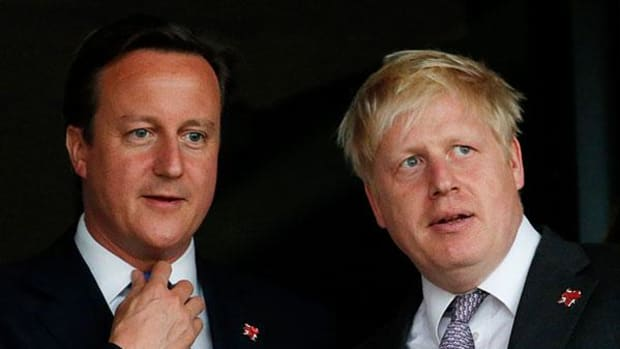 Brexit Triggers U.K. Political Turmoil