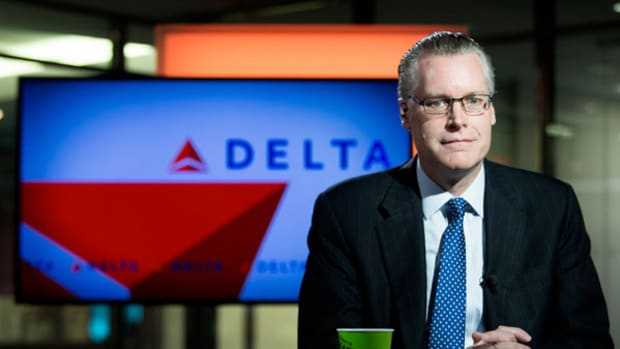Delta Sees Passenger Unit Revenue Rising by Up to 2% in First Quarter