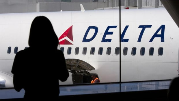 Here's Why Shares of Delta Ended Tuesday's Session Higher