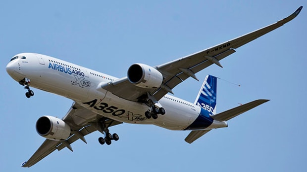 France Joins U.K. in Probing Airbus Financing of Plane Sales