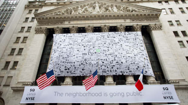 Square Promises Growth as Stock Soars