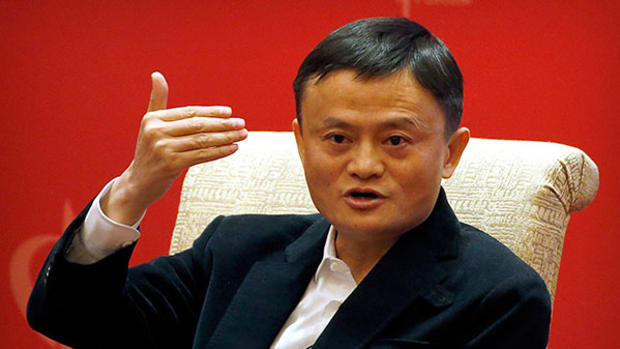 Alibaba's Jack Ma Calls On Chinese Law Enforcement to Wage War on Counterfeits