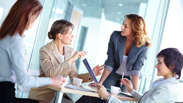 Women of Wall Street in Focus on International Women's Day