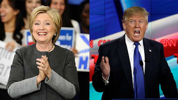 The One Issue Clinton, Trump and Sanders All Agree on