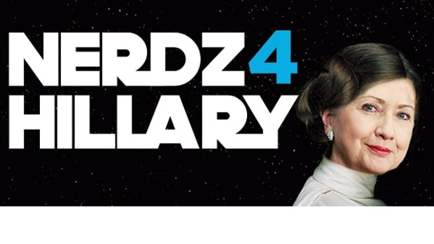 Silicon Valley Startup Community Rallies Behind Hillary Clinton With Star Wars Twist