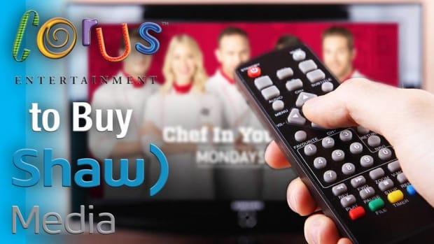 Corus Entertainment to Buy Shaw Media For $1.9B