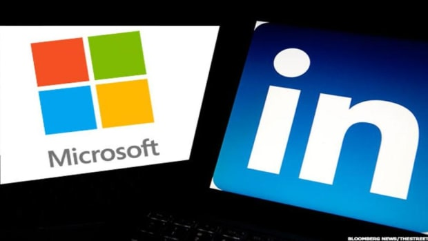 Microsoft Agrees to Buy LinkedIn for $26.2B in Cash