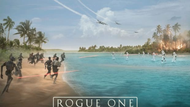 'Star Wars' Spinoff 'Rogue One' Prepares to Blast Off