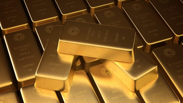 Goldcorp (GG) Stock Climbs on Higher Gold Prices