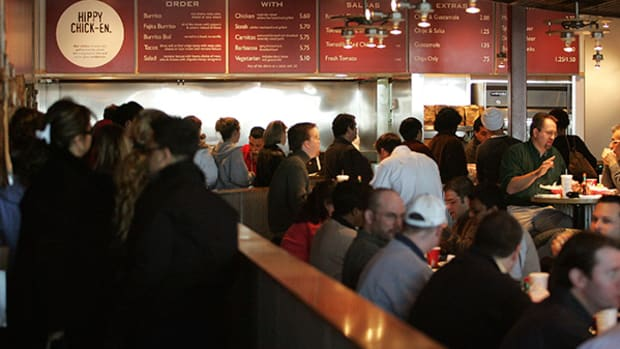 Jim Cramer: 'Winning' Chipotle Is a Health and Wellness Play Again