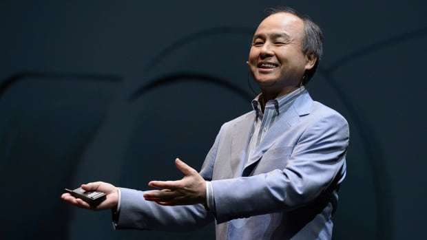 SoftBank's Son Challenges Traditional Businesses With New Tech Fund