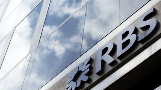 Royal Bank of Scotland (RBS) Stock Slides as Government Abandons Plans to Sell Stake