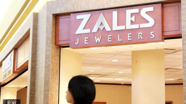 Signet Jewelers Shares Shine Bright