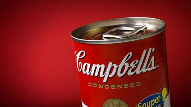 Campbell Soup Is Looking Downright Toxic: Chart