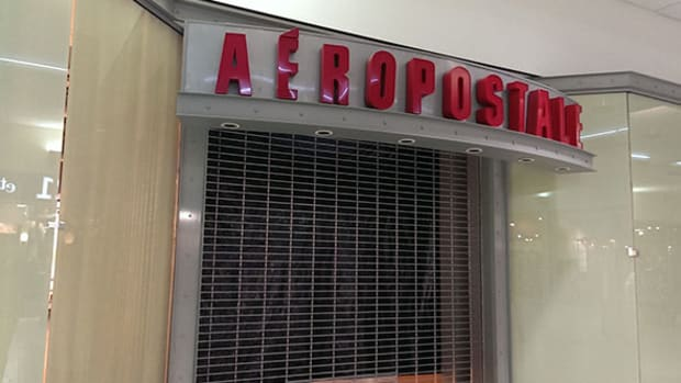 These Photos Support Reports of Aeropostale's Looming Bankruptcy